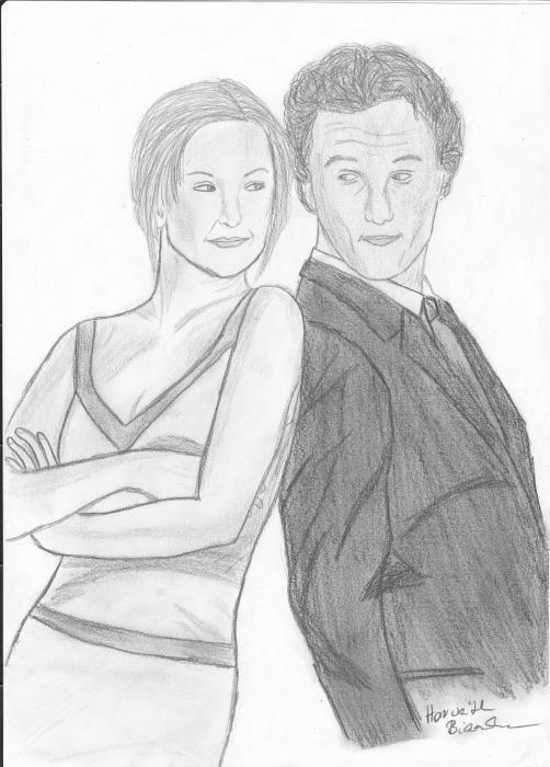 Kate Hudson, Matthew McConaughey by biahorvath8